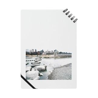 きのう、鴨川で ノート