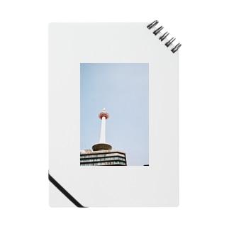 京都タワー ノート