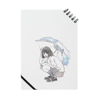 傘 女の子  Notes