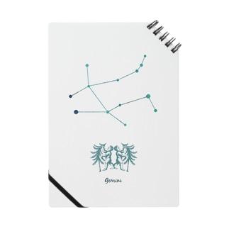 双子座|ジェミニといっしょ ノート