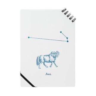 牡羊座 アリエスといっしょ Notes