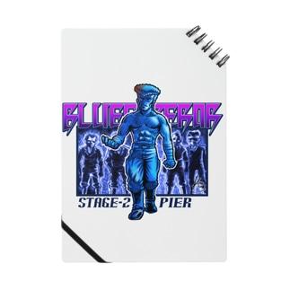 BLUE Emperorシンジ Notes