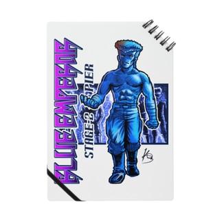 BLUE Emperorシンジver02 Notes