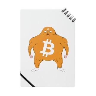 ビットコイン君 ノート