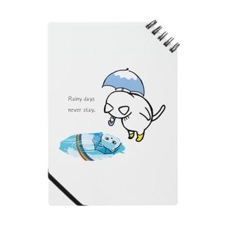 【猫郎雑貨店】雨の日の猫郎 Notes