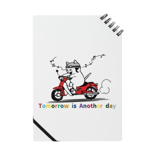 【猫郎雑貨店】赤バイク猫郎 Notes