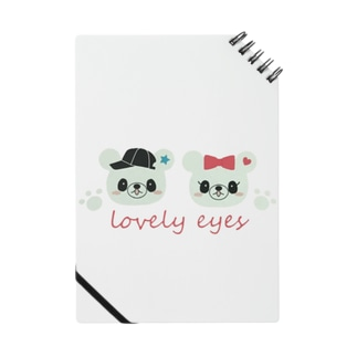 lovely eyes  Notes