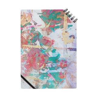 抽象絵画 Notes