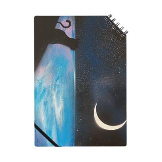 黒猫と三日月 Notes