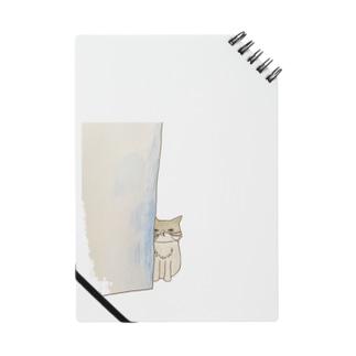 猫のミッシェル じーっとみてます Notes