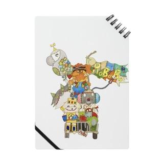 ROBOBO お出かけ Notes