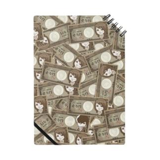 MONEY×MONEY ノート