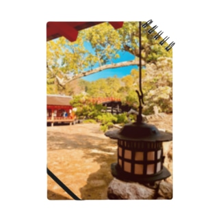 NIPPONの風景。(宮島編) Notes