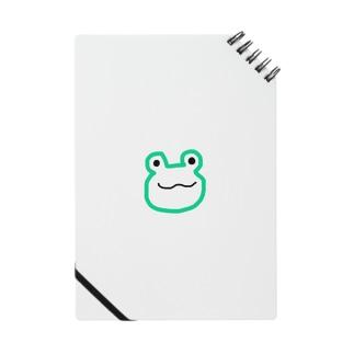カエル Notes