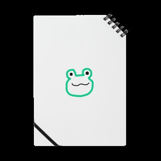 ke3510のカエル Notes