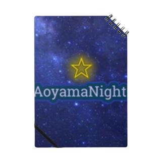 青山Nights®ビジネスロゴ Notes