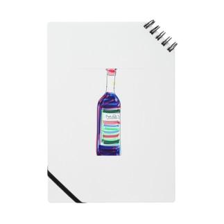 ワインボトル Notes
