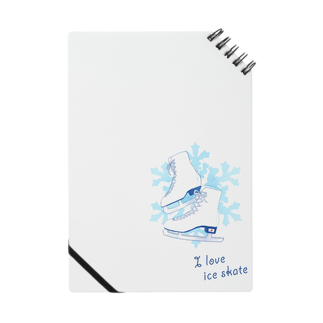 love on iceのI  love  ice skate...♡ Notes