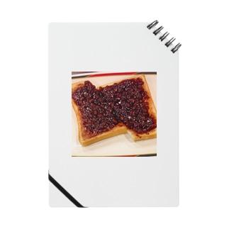 小倉トースト ノート