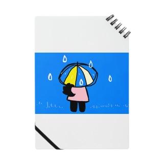 雨の日のクローネちゃん Notes