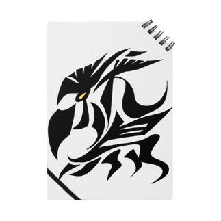鷲 ~薄色用~ ノート