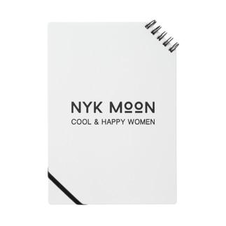 NYK MOON logo Notes