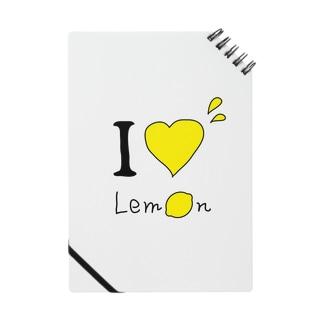 I loveレモン Notes