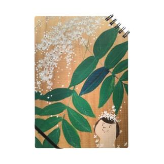 お花姫シリーズ  白い花 Notes