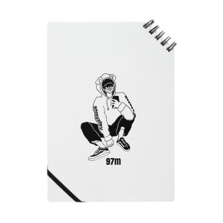 Korean boy Notes