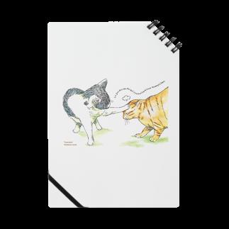 高崎アニマルランドの暇を持て余した猫たちの遊び Notes
