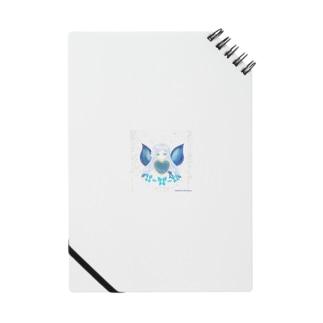 青の小さな妖精 Notes