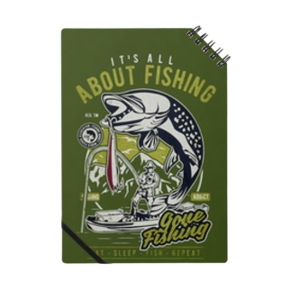 All About Fishing Notes