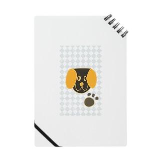 かわいいワンコ ノート
