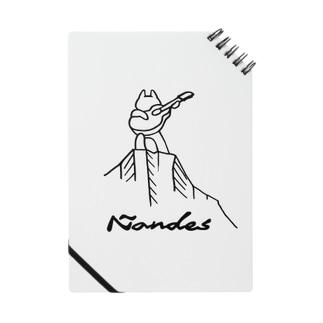 ニャンデス Notes