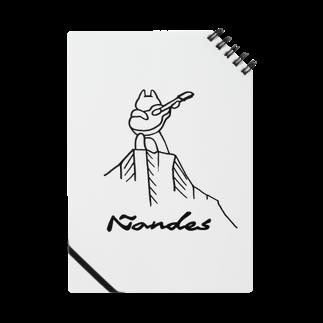 Ñandes〜ニャンデス〜のニャンデス ノート