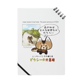 ピクシーの大冒険 Notes