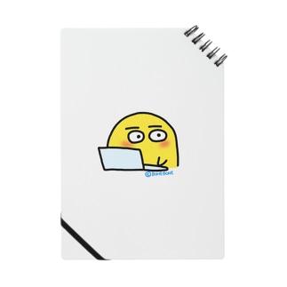 ぼへぼへ Notebook