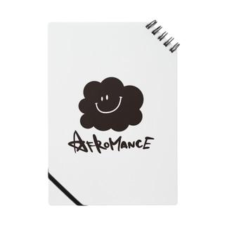 アフロマンス・ロゴ ノート