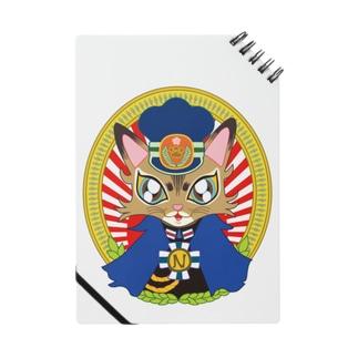 猫の駅長さん(ソマリ猫プリンちゃん)  Notes