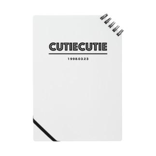 キューティキューティ Notes