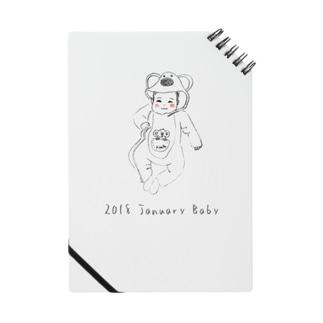 baby016 ノート