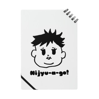 Nijyu-a -go!多毛girl Notes
