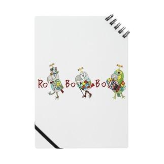ROBOBO ちょびすけロボ ボルトロボ ボウ助ロボ Notes