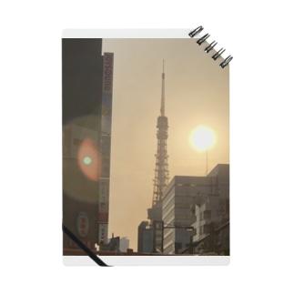 東京の光と陰 Notes