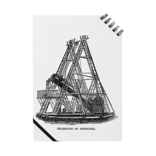 ハーシェルの望遠鏡 - The British Library Notes