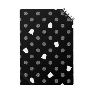 将棋ドット(黒) Notes