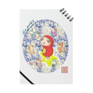 だるまちゃんと天使 in universe Notes