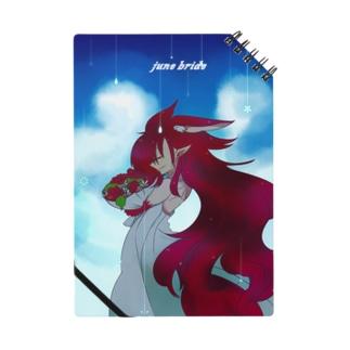 【6月限定】狂ヶ崎魔優のジューンブライド Notes