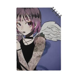堕天使ちゃん Notes