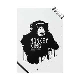 MONKEY KING_BLACK Notes